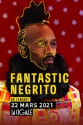 Fantastic Negrito à la Cigale