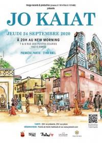 Jo Kaiat au New Morning