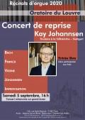 Kay Johannsen en concert