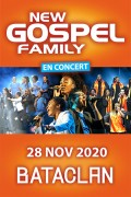 New Gospel Family au Bataclan