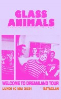 Glass Animals au Bataclan