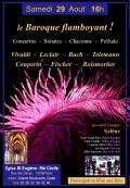 L'Ensemble baroque Sylène en concert