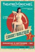 Cabaret burlesque au Théâtre Michel