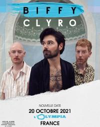 Biffy Clyro à l'Olympia