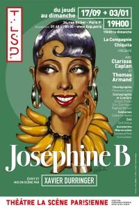 Joséphine B à La Scène Parisienne
