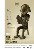 Exposition Akan : les valeurs de l'échange au Musée de la Monnaie