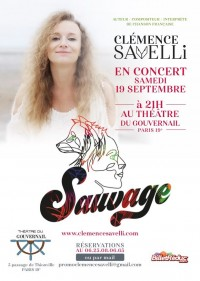 Clémence Savelli en concert