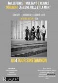 Le Quatuor Sine Qua Non en concert