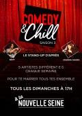 Comedy & Chill à La Nouvelle Seine