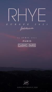 Rhye au Casino de Paris