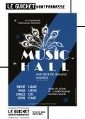 Music-Hall au Guichet-Montparnasse