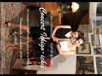 Sophie Boyer et Azusa Lozinguez à la Maison du Japon