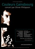 Olivier Philippson en concert