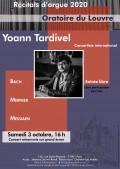 Yoann Tardivel en concert