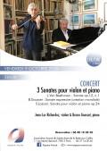 Jean-Luc Richardoz et Bruno Gousset en concert