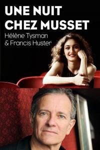Une nuit chez Musset au Théâtre Traversière