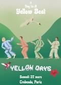 Yellow Days au Trabendo