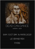 Dead Can Dance au Grand Rex