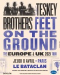 The Teskey Brothers au Bataclan