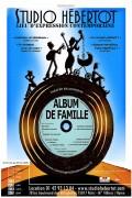 Album de famille au Studio Hébertot