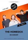 The Homesick et Fornet au Supersonic
