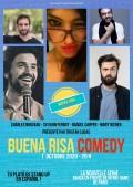 Buena Risa Comedy à La Nouvelle Seine