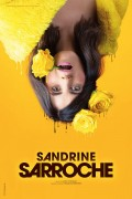 Sandrine Sarroche au Théâtre Édouard VII
