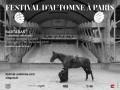 Entretiens silencieux - Affiche (Festival d'Automne)