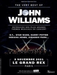 « Hommage à John Williams » au Grand Rex