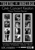 Ciné-concert Buster Keaton au Ranelagh