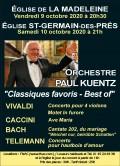 L'Orchestre Paul Kuentz en concert