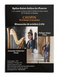 Alexander Boldachev et Philippe Alègre en concert