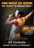 « One Night of Queen » à l'Olympia