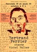 Bertrand Ferrier en concert
