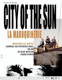 City of the Sun à la Maroquinerie