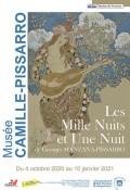 Les Mille Nuits et Une Nuit de Georges Manzana-Pissarro au Musée Camille-Pissarro
