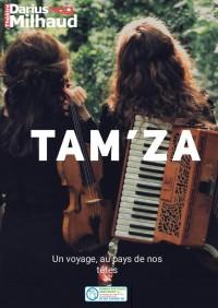 Tam'za au Théâtre Darius Milhaud