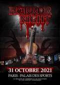 Ciné-concert « Horror Night » au Palais des Sports