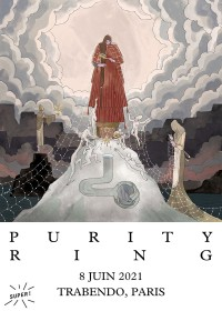Purity Ring au Trabendo