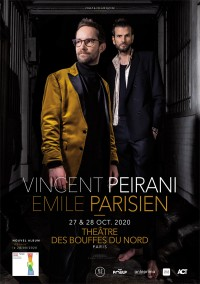 Émile Parisien et Vincent Peirani en concert