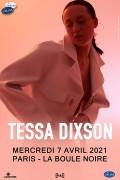 Tessa Dixson à la Boule noire