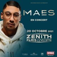 Maes au Zénith de Paris