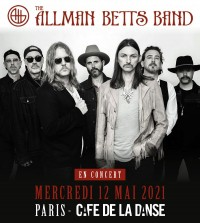 The Allman Betts Band au Café de la Danse