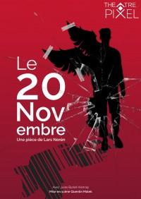 Le 20 novembre au Théâtre Pixel