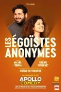 Les Égoïstes anonymes à l'Apollo Comedy
