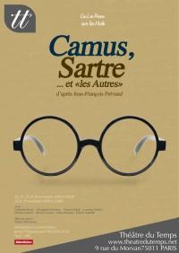 Camus, Sartre… et « Les Autres » au Théâtre du Temps