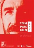Tom Poisson au Café de la Danse