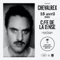Chevalrex au Café de la Danse