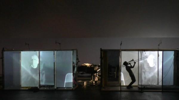 Aria da capo : photo de répétition