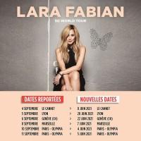 Lara Fabian à l'Olympia